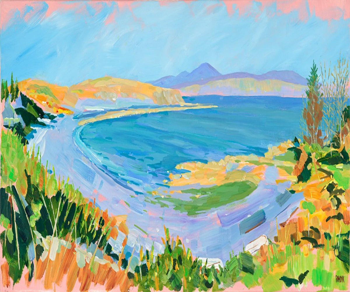 Port Righ Long Giclee Print