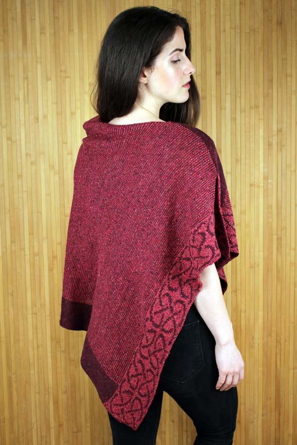 Silk & Linen Wallace Shawl