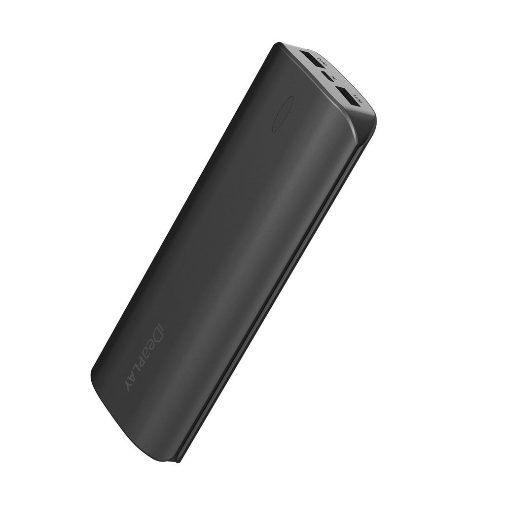 iDeaPlay B160 15600 mAh battery Dual USB Ports Power Bank - ideaelectronics