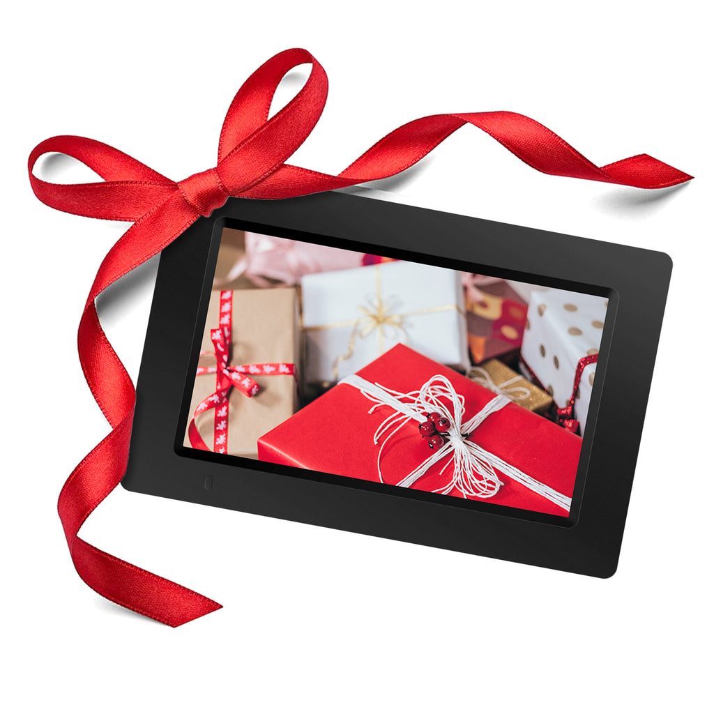 iDeaPlay DF701 7 inch WiFi Digital Photo Frame - ideaelectronics