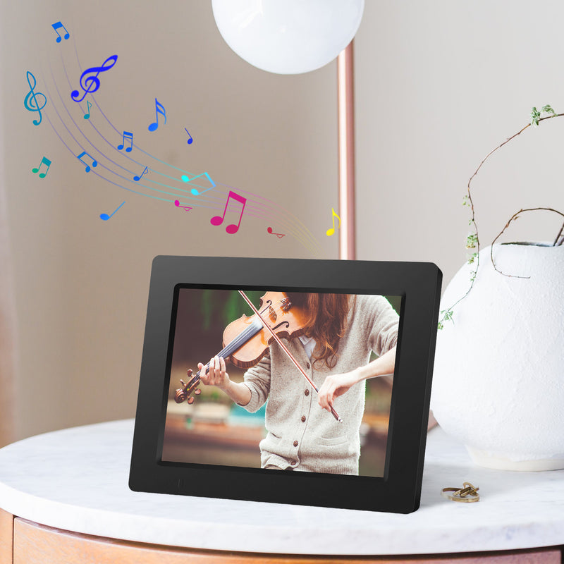 iDeaPlay DF801 7.85 inch WiFi Digital Photo Frame