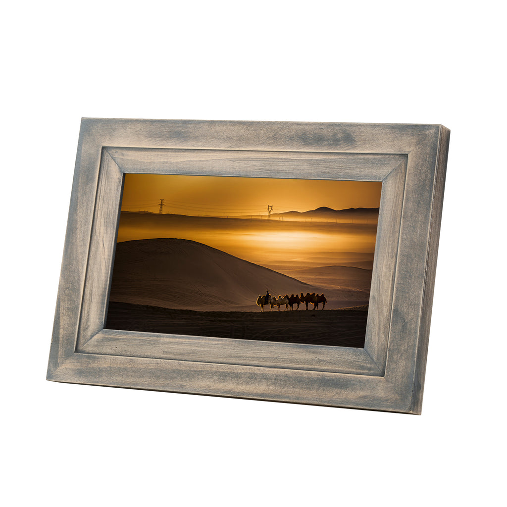 "iDeaPlay DF702 7"" 8GB WiFi Digital Photo Frame - ideaelectronics"