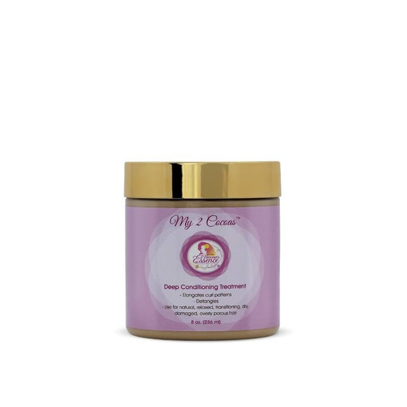 Vanessa's Essence My 2 Cocoas Deep Conditioning Treatment