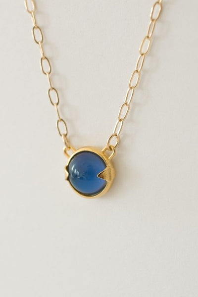 Merewif Feelings Necklace /  Mood Stone Parc Shop