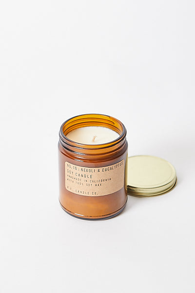 P.F. Candle Co Neroli & Eucalyptus Candle