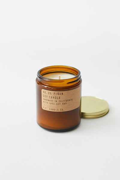 P.F. Candle Co. Pinon Soy Candle Parc Shop