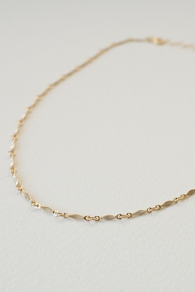 Merewif June Choker / Gold Parc Shop