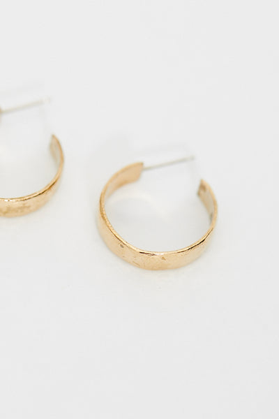 Kiki Koyote Momentum Hoop Earrings