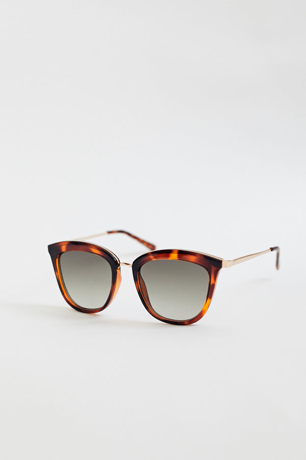 Caliente Sunglasses / Toffee Tort