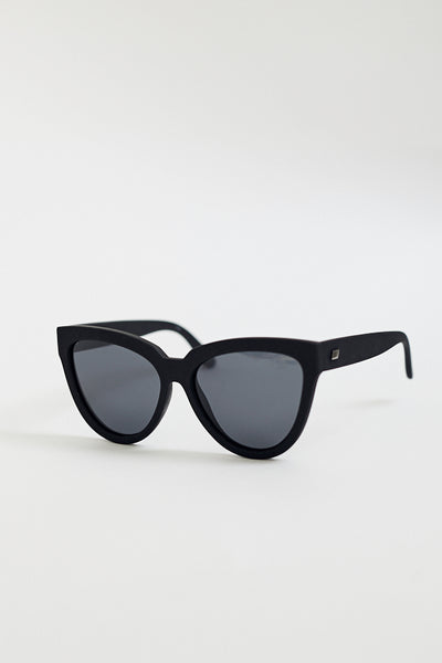 Liar Liar Sunglasses Black Rubber Polarized - Parc Shop