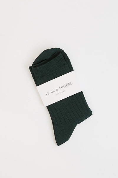 Her Socks (MC Cotton) / Peacock