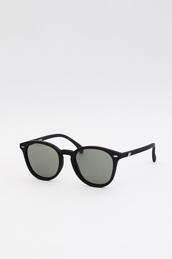 Le Specs Bandwagon Sunglasses / Black Rubber Parc Shop