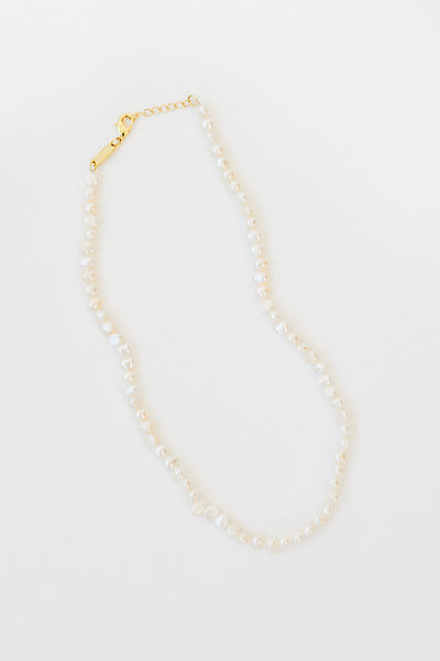 Machete Freshwater Pearl Necklace Parc Shop