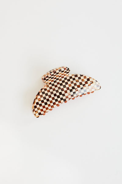 Machete Midi Heirloom Claw / Checker Tortoise Parc Shop