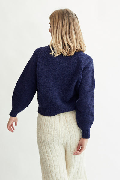 Piero Sweater / Navy