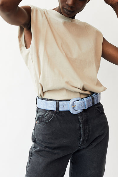 Paloma Wool Judy Belt / Light Blue Parc Shop