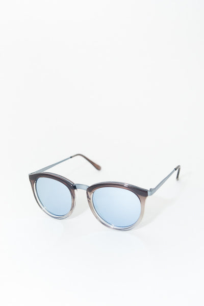 Le Specs No Smirking Sunglasses  / Coast Ice Blue