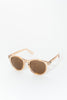 Le Specs Hey Macara Sunglasses / Blonde