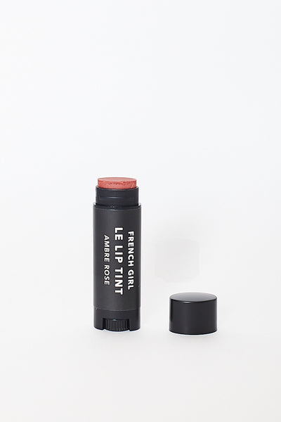 French Girl Organics Le Lip Tint / Ambre Rose