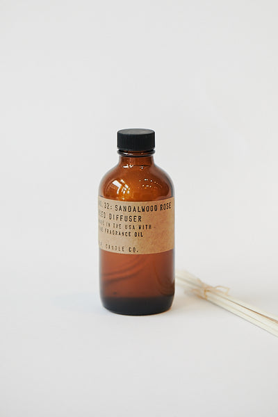 P.F. Candle Co. Sandalwood Rose Reed Diffuser