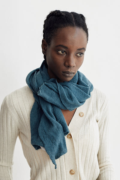 Scarf Shop Baby Wool Cloud Scarf / Storm