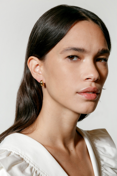 Wolf Circus Small Remy Hoops / Gold Parc Shop