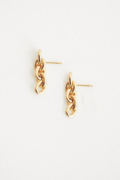 Wolf Circus Lauren Earrings / Gold