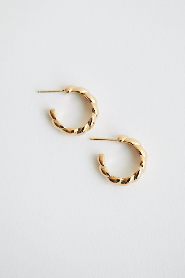 Wolf Circus Sadie Earrings / Gold