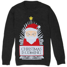 Load image into Gallery viewer, Christmas is Coming Christmas Jumper