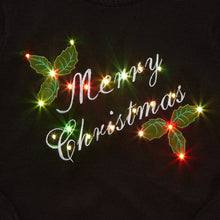 Load image into Gallery viewer, Merry Christmas with Lights Christmas Jumper