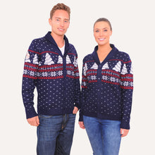 Load image into Gallery viewer, Fair Isle Cardigan