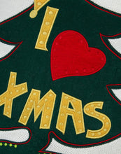 Load image into Gallery viewer, I love Xmas Christmas Jumper