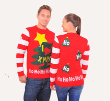 Load image into Gallery viewer, The original Funky Christmas Jumper I Love Xmas