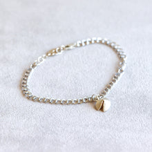 Load image into Gallery viewer, Fortune Cookie Rose Gold Bracelet
