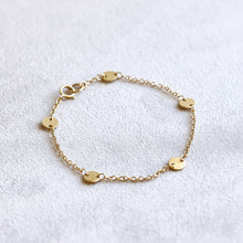 Load image into Gallery viewer, Disco Gold Bracelet