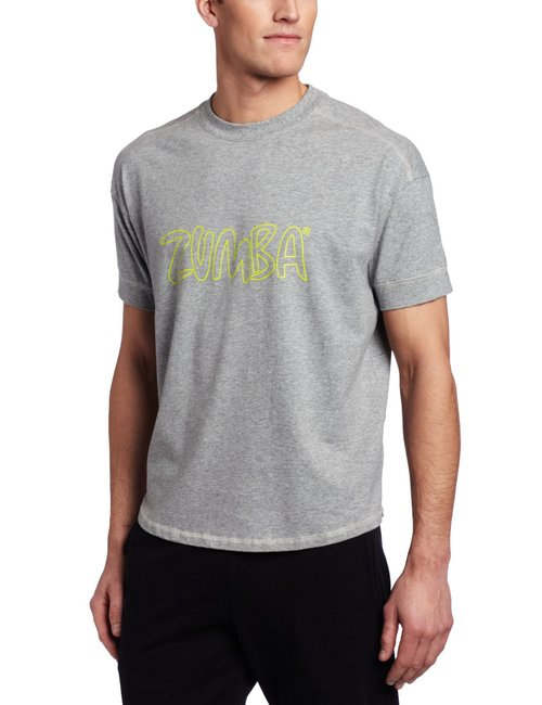 Zumba Fitness Slam Drop Shoulder Tee