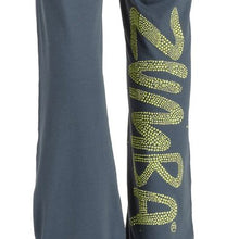 Load image into Gallery viewer, Zumba Fitness UK London Harrods Glam Lounge Pants - Dark Slate Grey