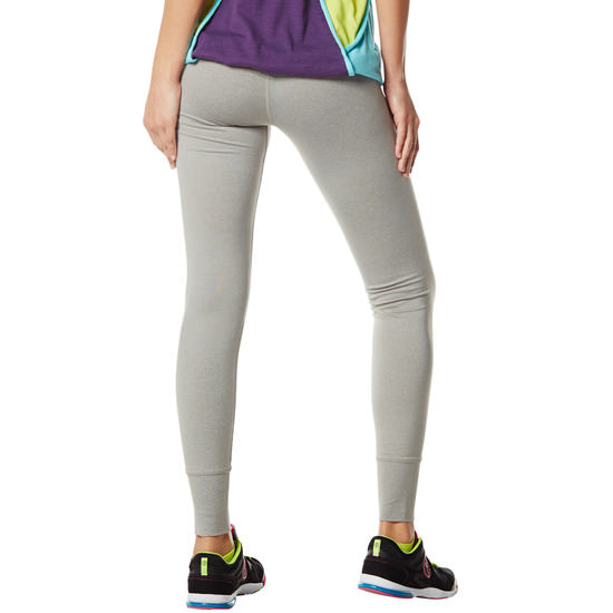 Zumba Fitness So Bootyful Long Leggings - Thunderin Grey