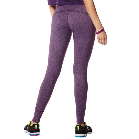 Zumba Fitness So Bootyful Long Leggings - Berry Nice