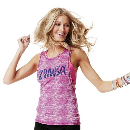 Zumba Fitness Totally Twisted Top