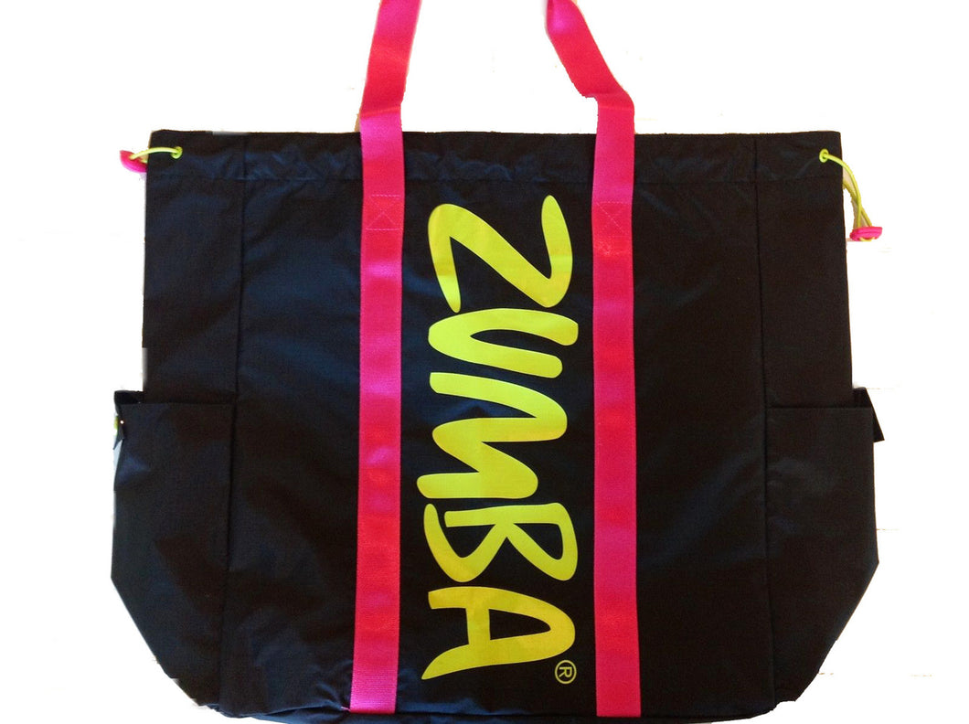 Zumba Fitness Totes Awesome Black Tote Bag