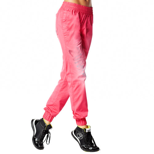 Zumba Fitness Wham-Bam Stretch Denim Pant