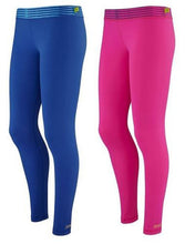 Load image into Gallery viewer, Zumba Fitness Whats Mine Is Mine Long Leggings - Pink