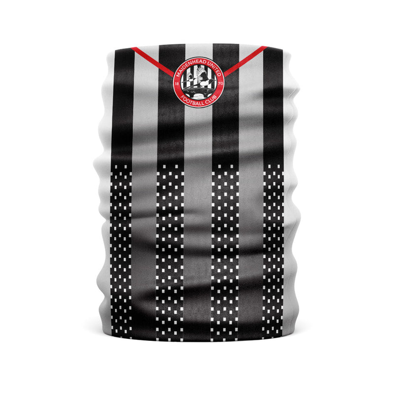 Maidenhead United Football Team Club Snood   Club Colours