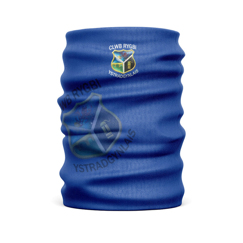 Clwb Rygbi RFC Team Club Snood - Club Colours