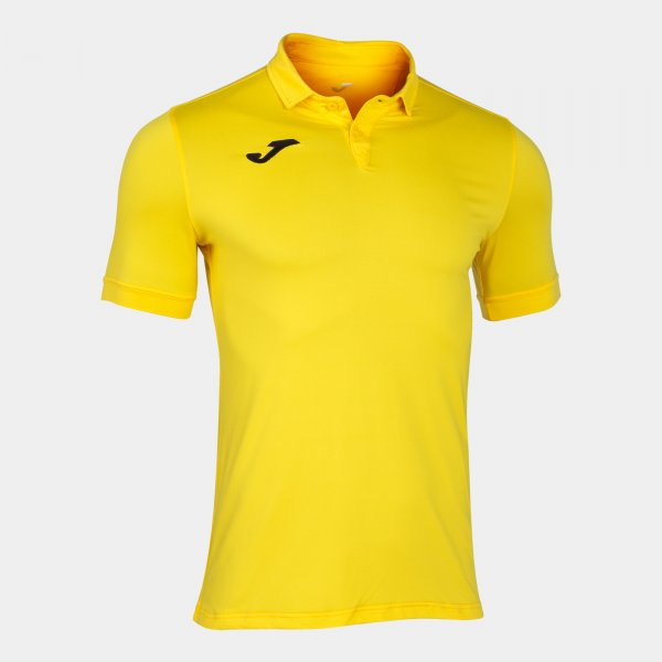 Joma Gold Ii T-Shirt Yellow S/S