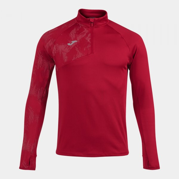 Joma Racó Sweatshirt 1/2 Zipper Burgundy