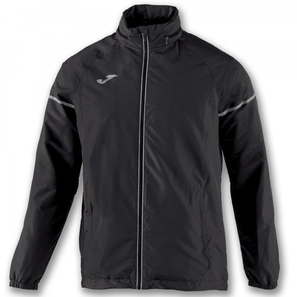 Joma Raincoat Race Black