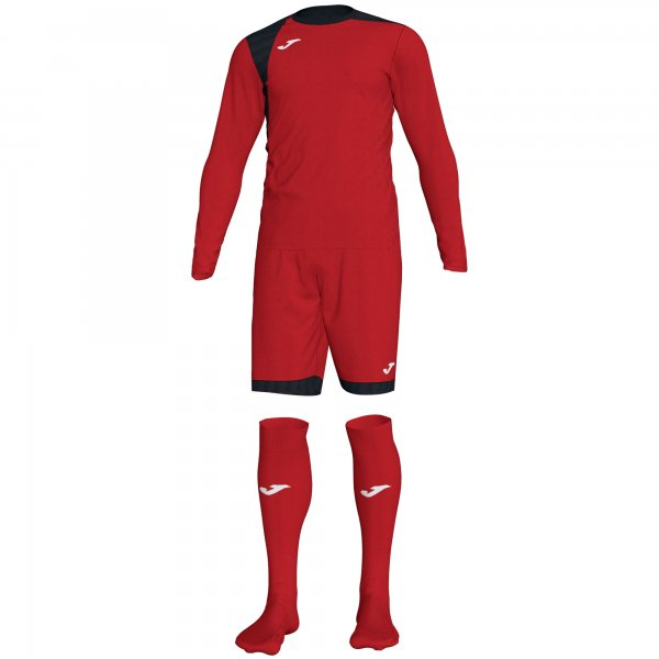 Joma Zamora Iv Goalkeeper Set Red L/S