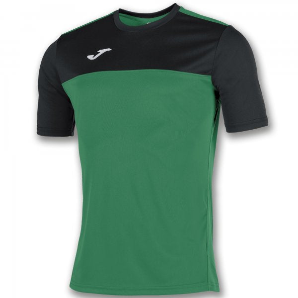 Joma S/S T-Shirt Winner Green-Black